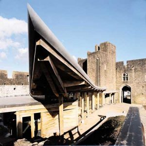 Caerphilly-Castle-Visitor-Centre